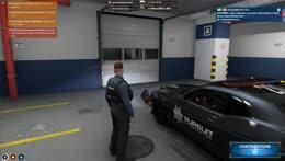 Jebby & Carter explaining emotions.  #ad !raid | Chief of Detectives Jeffrey Bundy  | NoPixel WL