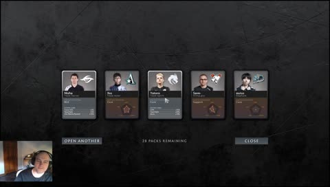 Mason unboxes a Golden 10 PSA card of his favorite player