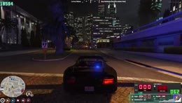 The results of Wrangler's latest traffic stop into raid.