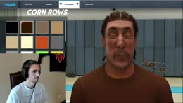XQC+Facescan+OMEGALUL