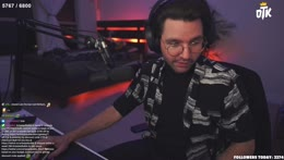 Cyr wants chat to check something out