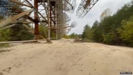 Око Москвы 3/Х - Chernobyl / Pripyat city ☢️ Чернобыль / Припять 12/10/21