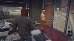 Siz Meets Kratos