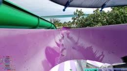 Most dangerous slide on Earth
