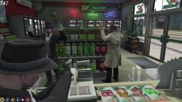 robbing CG