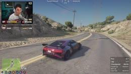 Ray likes Tony's car