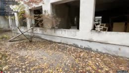 Мишка - Chernobyl / Pripyat city ☢️ Чернобыль / Припять 12/10/21