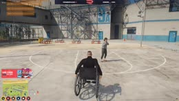 Ramee VS The Disabled