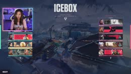 Grim walls on icebox