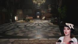 Resident Evil 8! [PC 3080] Closet Dimitrescu Cosplay