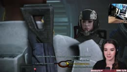 First ever playthrough ♥ Mass Effect ♥ [PC-Normal Diff.]