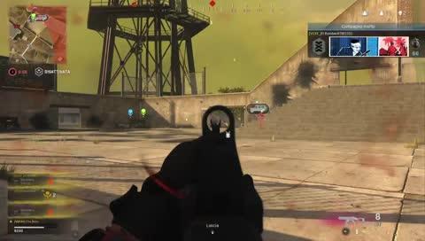 Team annientato? Si, con la pistola!