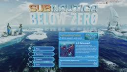 Subnautica: Below Zero Blind Playthrough! (Day 2)   !vpn & !pc