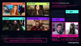 I'M ON A GAMESHOW --HIVEMIND-- !s !social • !instagram: @amouranth