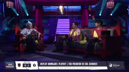 Vici Gaming vs Team Spirit   BO3   Gareth & Lacoste   WePlay AniMajor   Playoffs