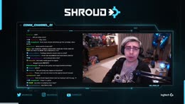 HEY! | Follow @shroud on socials