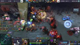 Team Nigma vs Evil Geniuses   BO3   Gareth & Lacoste   WePlay AniMajor   Playoffs