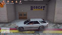 OMG… It's DEAN- BOBCAT HEIST TODAY - Lang Buddha - NoPixel 3.0