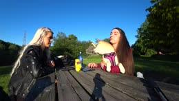 First IRL stream! ❤ Yoshi walk and picnic with AlexAblaaze ❤ **NO ALERTS** !alex !irl