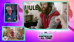 Achievement Unlocked! The Completionist Joins the Stream! | G4 Beach House