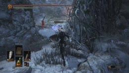 Dark Souls III - Divine Blessing Finder Enjoyer