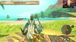 High+Rank+Den+Hunting+%26amp%3B+Elder+Dragons+Monster+Hunter+Stories+2