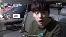 revelupsubs - [ENG] 161208 Red Velvet (레드벨벳) Yang and Nam Show