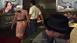 L.A. girl plays L.A. Noire