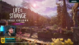 Life is Strange: True Colors w/ Goldy || Part 1 (Thanks Square Enix for the code)