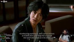 Recap -  Lost Judgement (Yakuza spinoff) Early Release - Classic Raid Night @ 8 PM