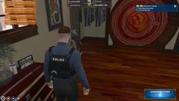 Bundy finds secret door?