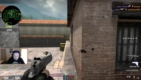 faceit lag when shooting