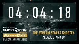 Tom Clancy's Ghost Recon Wildlands: War Within the Cartel - Live Stream