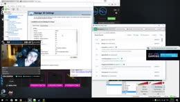 s1mple nvidia settings - Twitch