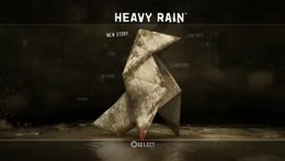 Heavy Rain # 9 รุกฆาต