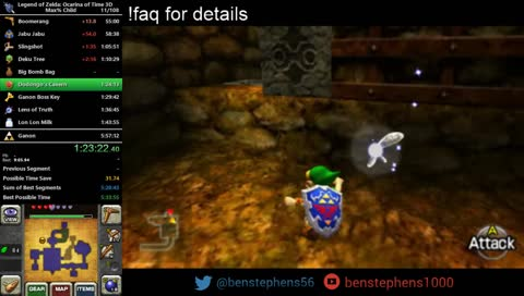 Top The Legend of Zelda: Ocarina of Time 3D Clips