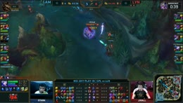 MSI 2017: Play-In Day 2