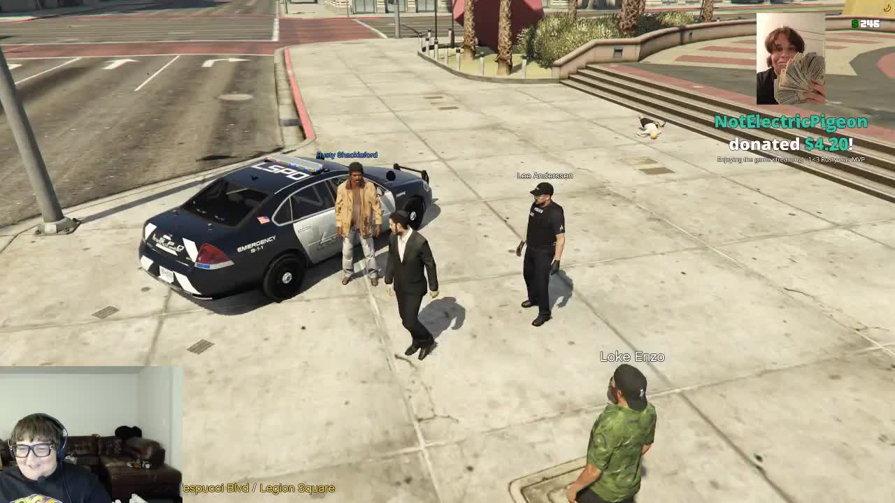 Nopixel Rules Gta