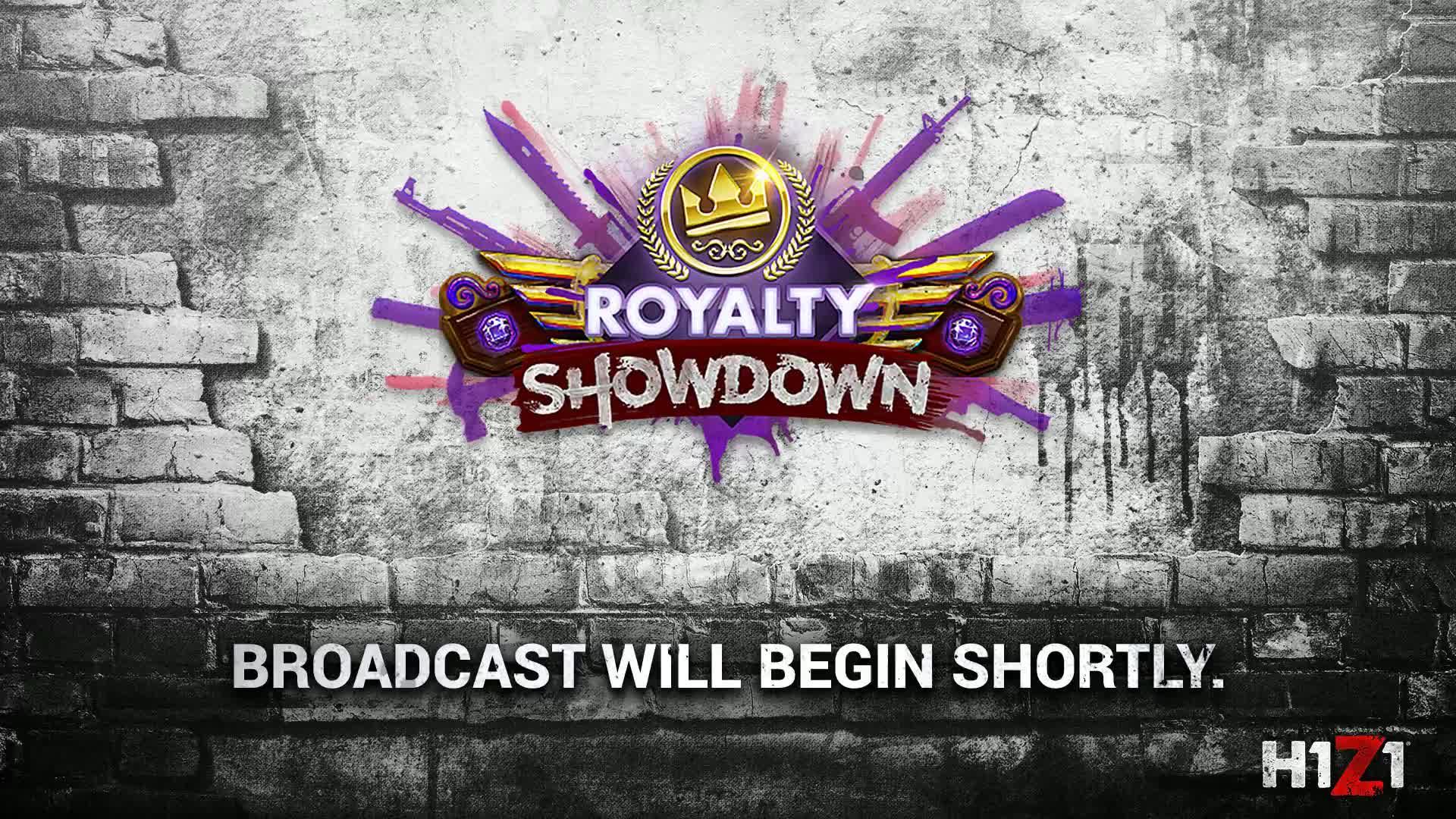 H1Z1 - Australia Royalty Showdown - 5/24 at 7PM PT