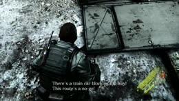 Resident Evil 6 : Chris Chapter 2
