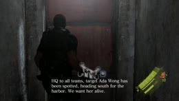 Resident Evil 6 : Chris Chapter 3