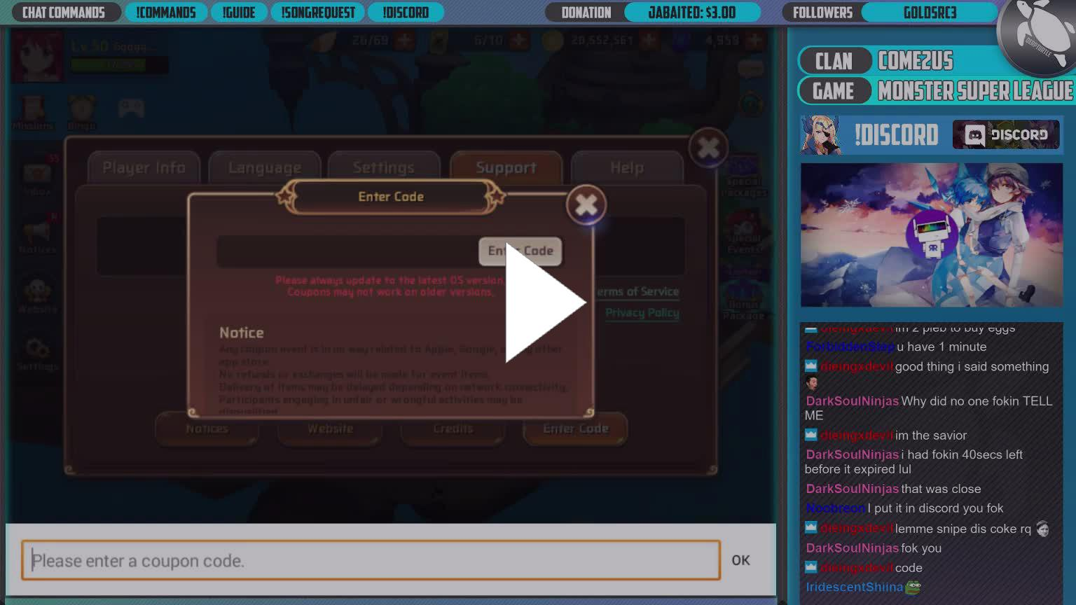 DDerpTurtle - COUPON CODE ACTUALLY WORKS! - Twitch