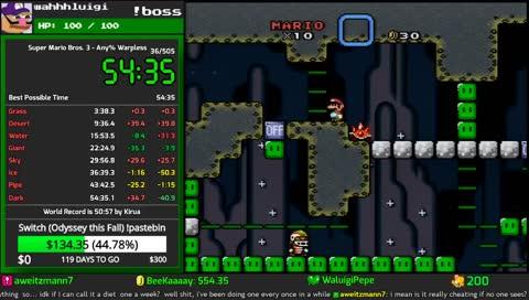 RetroBob_'s Top Super Mario Bros  3 Clips