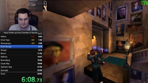 Harry Potter 2 (PC) Any% PB/WR (31:57)