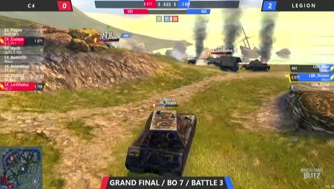 World of Tanks Blitz - Twitch Viewership & Stream Data