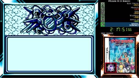 New PB/WR! Final Fantasy Legend II (4 Robots, GBC)