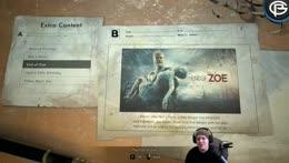 RE7 End of Zoe DLC - Part 1