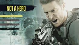 Resident Evil 7 [ Not a Hero ] DLC