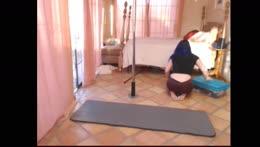 Bellydance Practice!