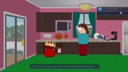 รูดากที่ฉีกขาด - South Park 2: The Fractured But Whole #1